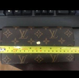 Portefeuille Sarah Bi fold wallet